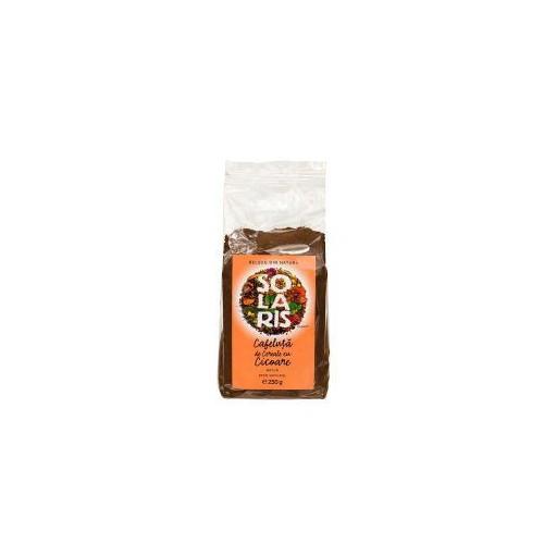 Cafeluta de Cereale si Cicoare Natur (Punga) 250g SOLARIS