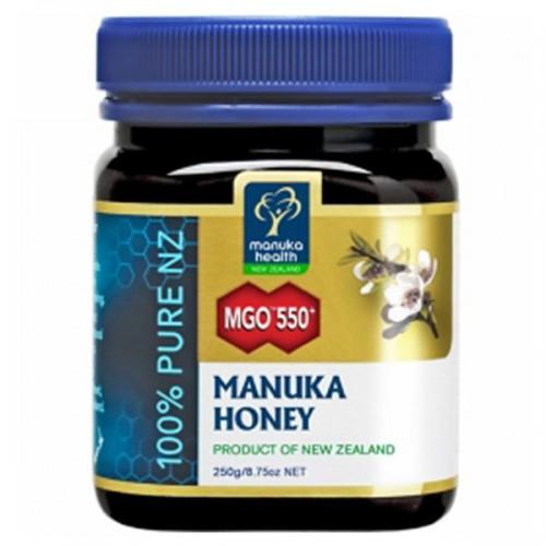 Miere Manuka MGO 550+ 250 g MANUKA HEALTH