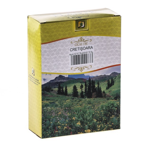 ceaiul de cretisoara beneficii