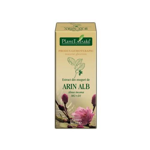 Extract din muguri de arin alb (Alnus incana) 50 ml Plant Extrakt