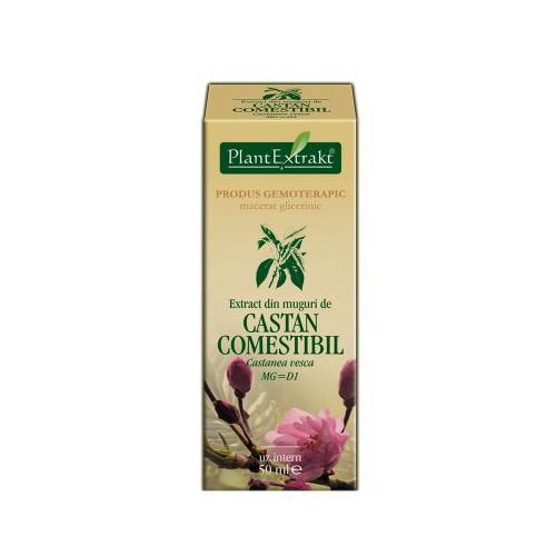 Extract din muguri de castan comestibil (Castanea vesca) 50 ml Plant Extrakt