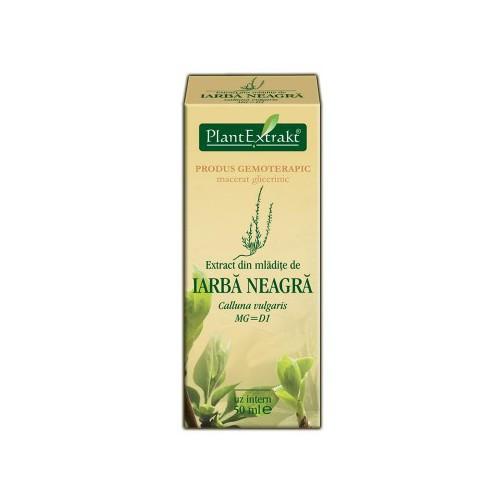Extract din mladite de iarba neagra (Calluna vulgaris) 50 ml Plant Extrakt