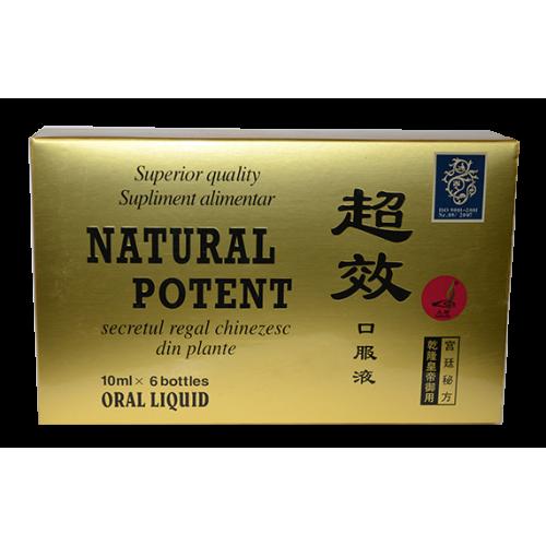 Natural Potent 6 fiole Sanye Intercom