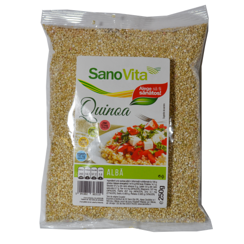 Quinoa Alba 250 G SANO VITA