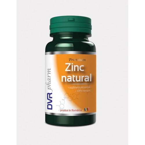 Zinc Natural 60cps DVR PHARM