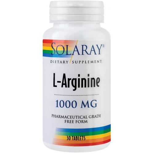 L-Arginine 1000 mg 30 tb SECOM