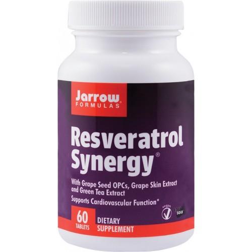 Resveratrol Synergy® 60 tb SECOM