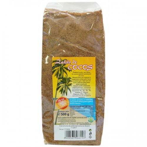Zahar de cocos 500 g HERBAVIT