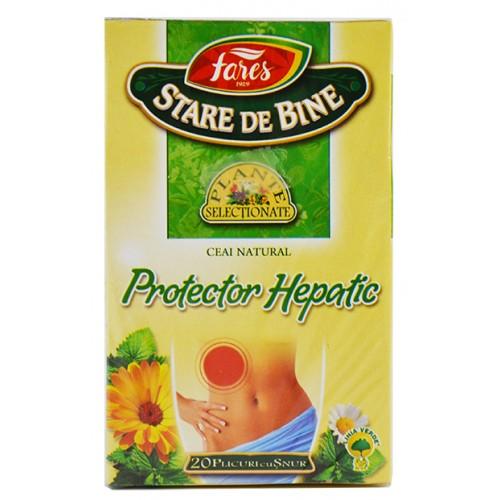 Ceai Protector hepatic 20 dz FARES