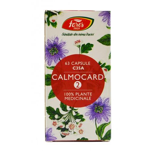 Calmocard 2 C35A 63 cps FARES