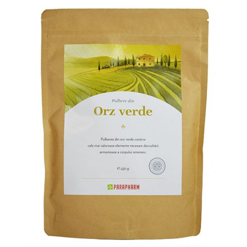 Orz Verde Pulbere 250 g Parapharm
