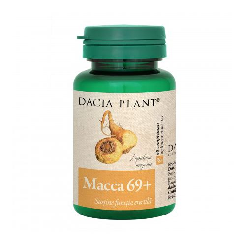 Macca 69+ 60 cpr DACIA PLANT