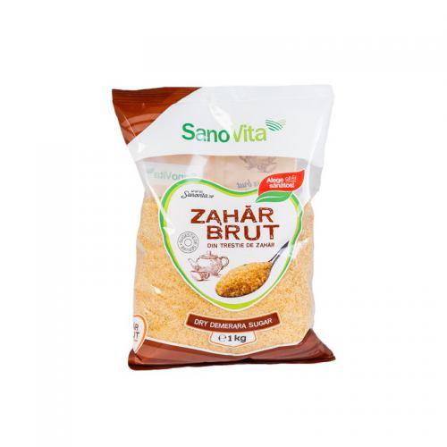 Zahar Brut din Trestie de Zahar 1 kg SANOVITA