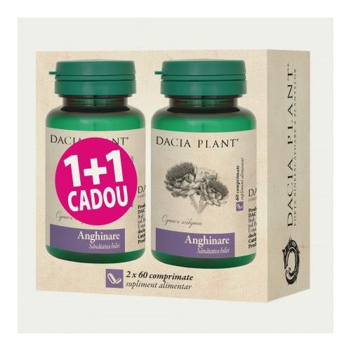Anghinare 60 cpr 1+1 Cadou DACIA PLANT