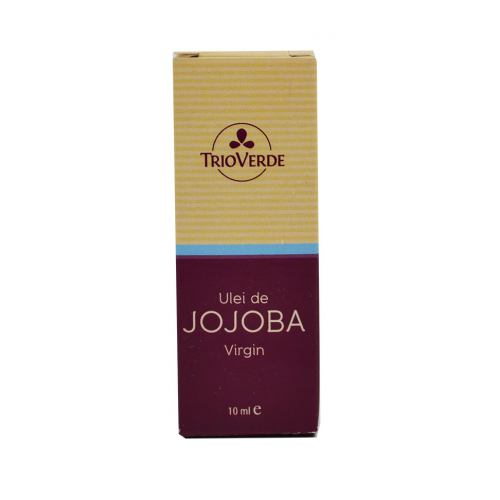 Ulei de Jojoba Virgin 10 ml TRIO VERDE