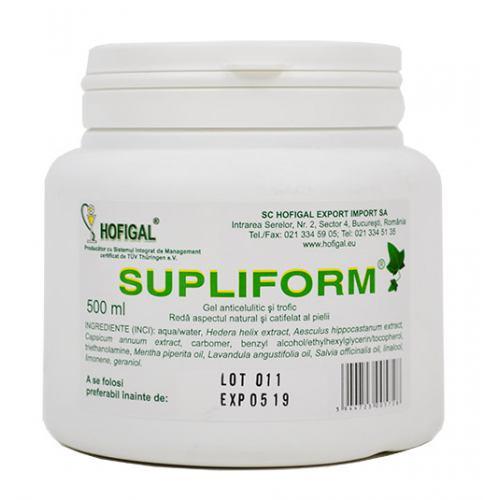 Supliform gel 500 ml Hofigal