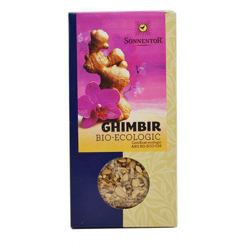 Ceai Ghimbir Eco 100g SONNENTOR