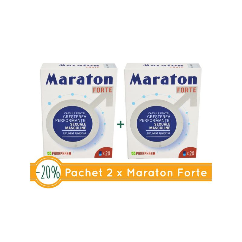 Pachet Maraton Forte