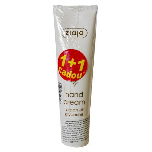 Crema pentru maini cu ulei de argan 100ML 1+1 Ziaja