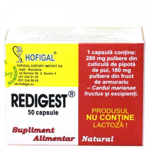 Redigest 50 cps Hofigal