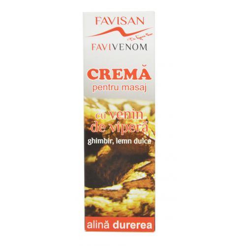 Crema cu venin de vipera Favivenim 50ML Favisan