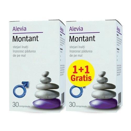 Montant 30 CPR 1+1 ALEVIA