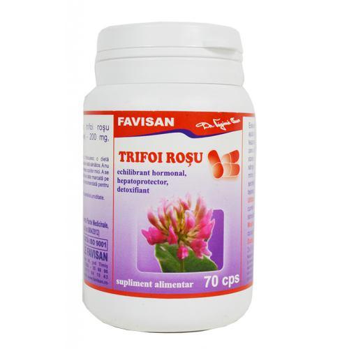 Trifoi Rosu 70CPS FAVISAN