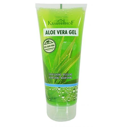 Gel cu Aloe Vera 200ML KRAUTERHOF