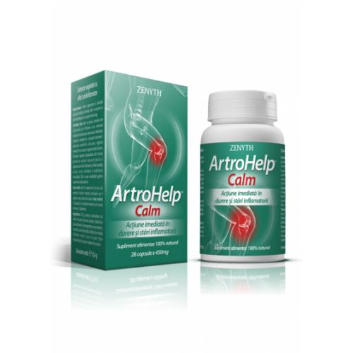 Artrohelp 450MG 28CPS ZENYTH