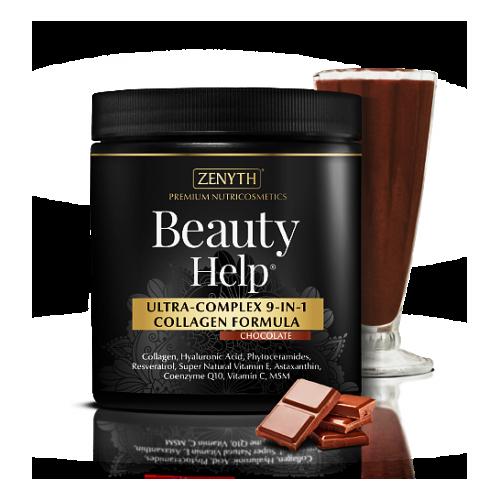 Beauty Help pudra cu aroma de ciocolata 300G ZENYTH
