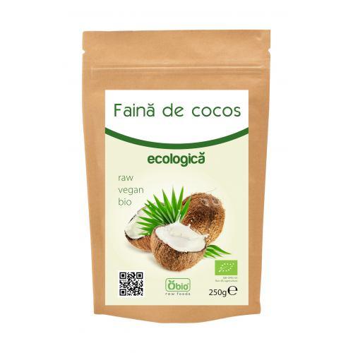 Faina de cocos bio 250G BIO HOLISTIC