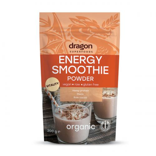 Energy mix pulbere raw bio 200G DRAGON SUPERFOODS