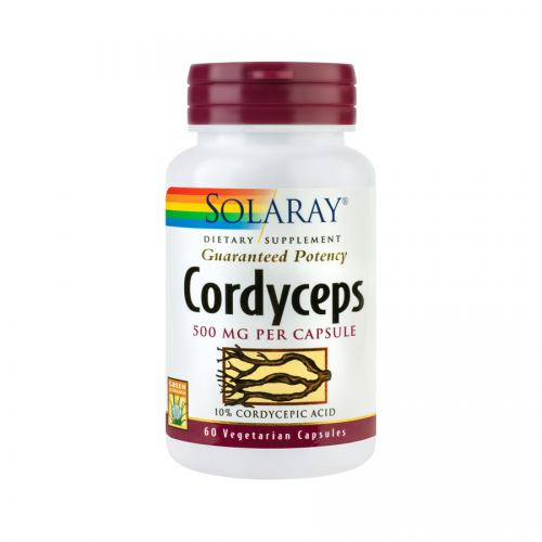 Cordyceps 500MG 60CPS SECOM
