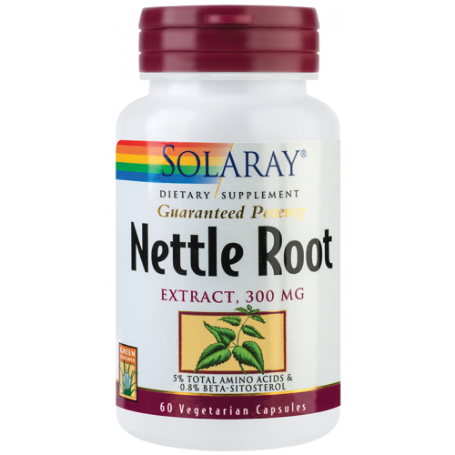 Nettle Root 300MG 60 CPS SECOM