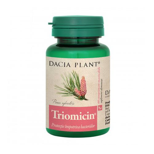 Triomicin 60CPS DACIA PLANT