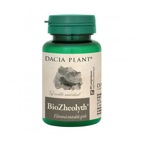 Biozheolyth 60 cpr DACIA PLANT