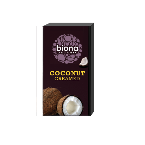 Crema de cocos bio 200G BIONA