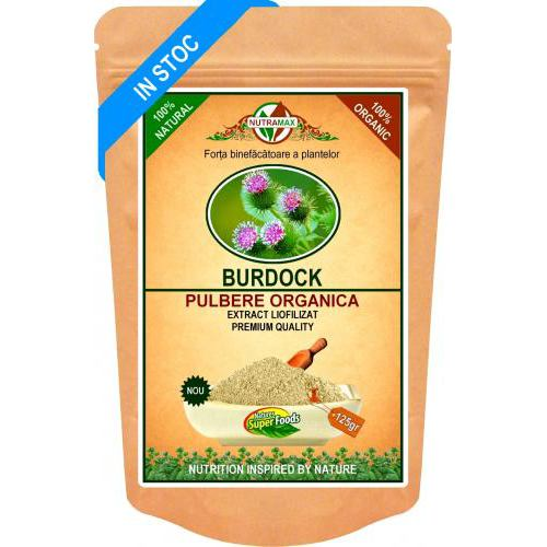 Pulbere rorganica adacina pulbere 125G NUTRAMAX